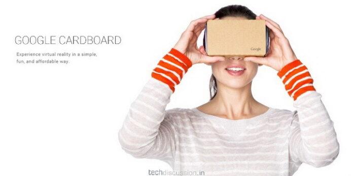 Google CardBoard App