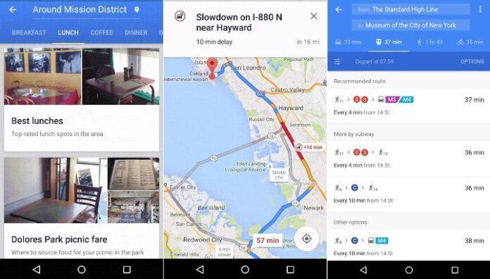 Google Maps Beta APK