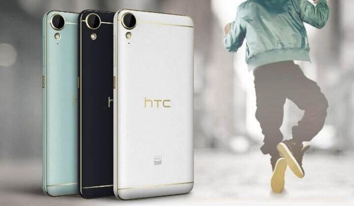 HTC Desire 10 Lifestyle Photo