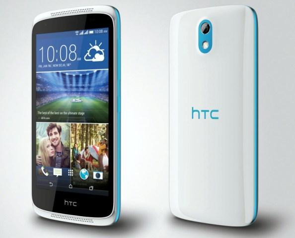 HTC Desire 526G Plus Photo