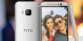 HTC One M9e Phone