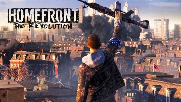 Homefront The Revolution Trainer