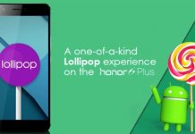 Honor 6 Plus Lollipop