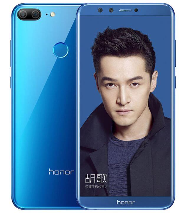 Honor 9 Lite Photo