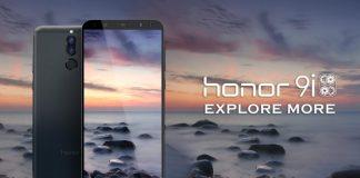 Honor 9i Photo
