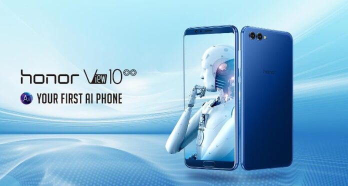 Honor View 10 Photo