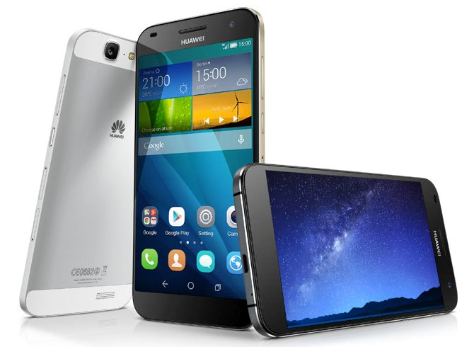 Huawei Ascend G7 Photo