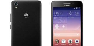 Huawei G620S Software