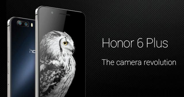 Huawei Honor 6 Plus Photo