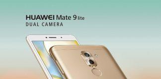 Huawei Mate 9 Lite Photo