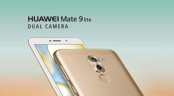 Huawei Mate 9 Lite Photo