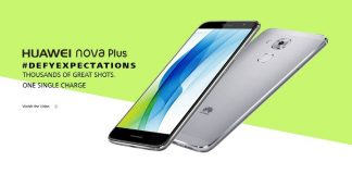 Huawei Nova Plus Photo