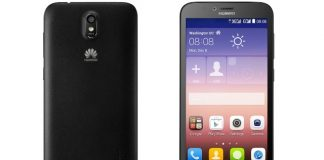 Huawei Y625 Photo