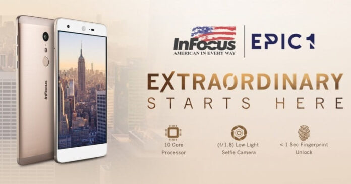 InFocus Epic 1 Photo