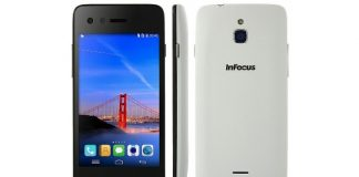 Infocus M2 4G Photo