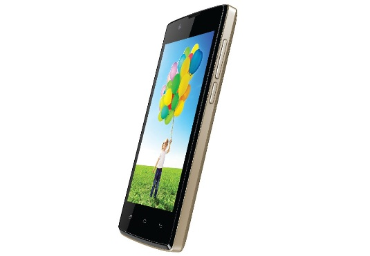 Intex Aqua 3G Strong Photo
