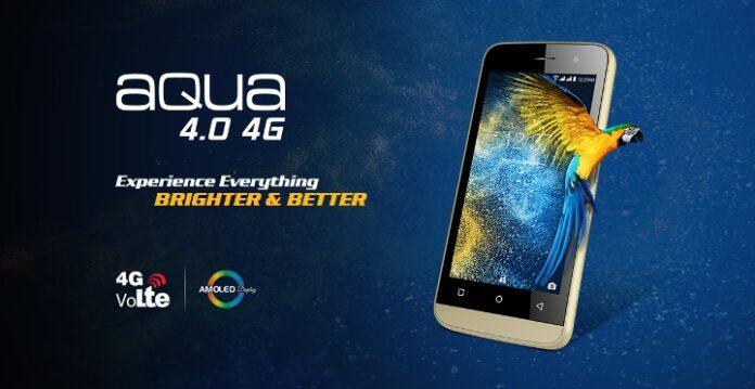 Intex Aqua 4.0 Photo