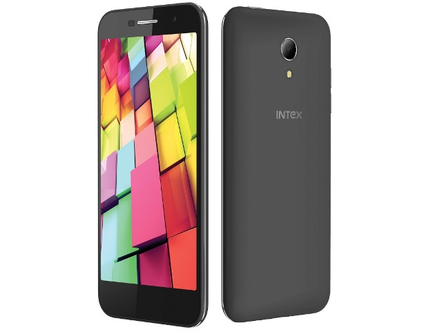 Intex Aqua 4G Plus Photo