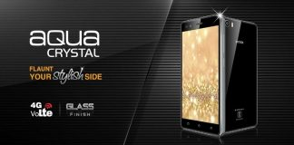 Intex Aqua Crystal Photo