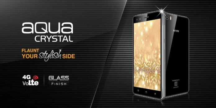 Intex Aqua Crystal