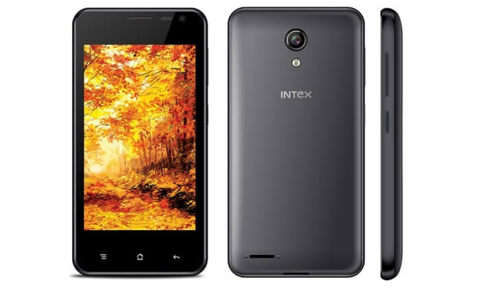 Intex Aqua E4 Photo