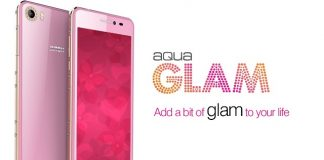 Intex Aqua Glam Photo