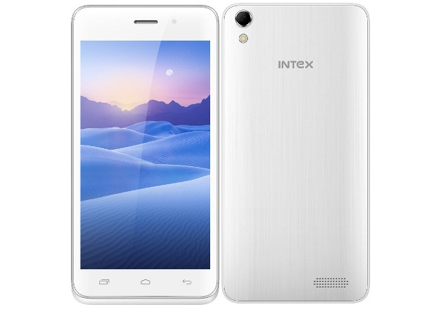 Intex Aqua Q3 Photo
