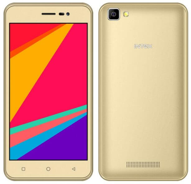 Intex Aqua S1 Phone