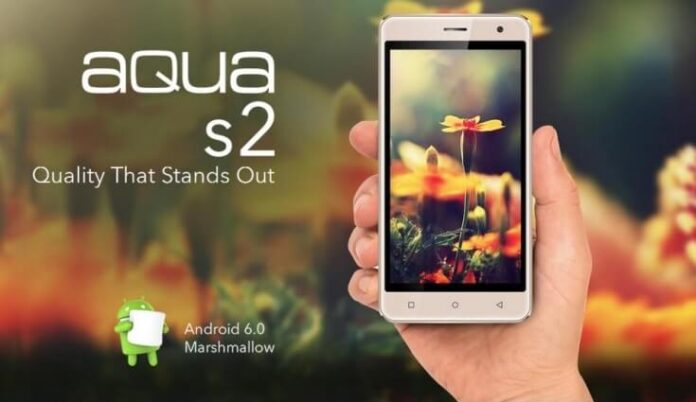 Intex Aqua S2 Photo