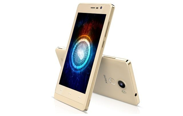 Intex Aqua Secure Photo