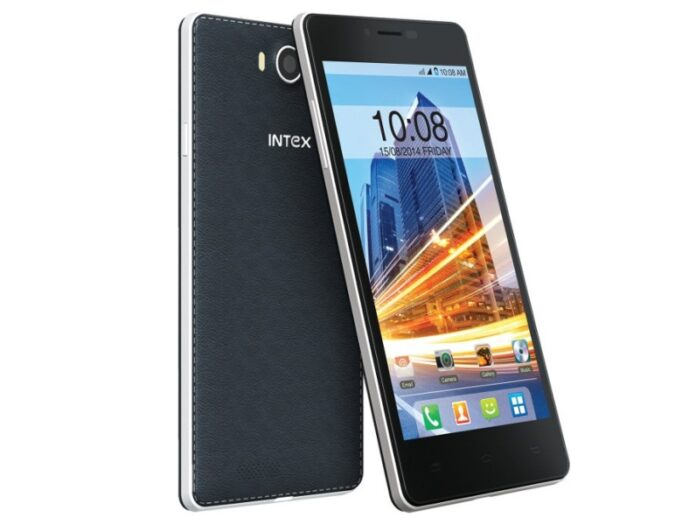 Intex Aqua Star HD Photo