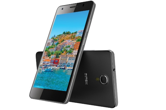 Intex Aqua Star II Photo