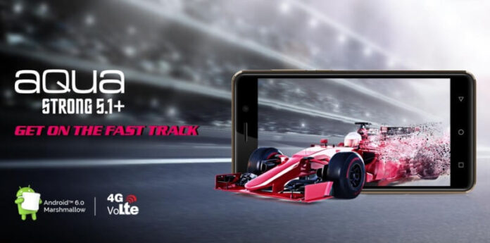 Intex Aqua Strong 5.1 Phone