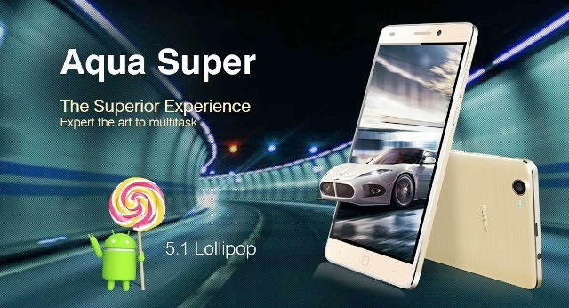 Intex Aqua Super Phone