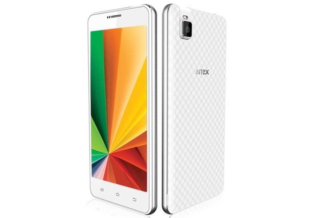 Intex Aqua Twist