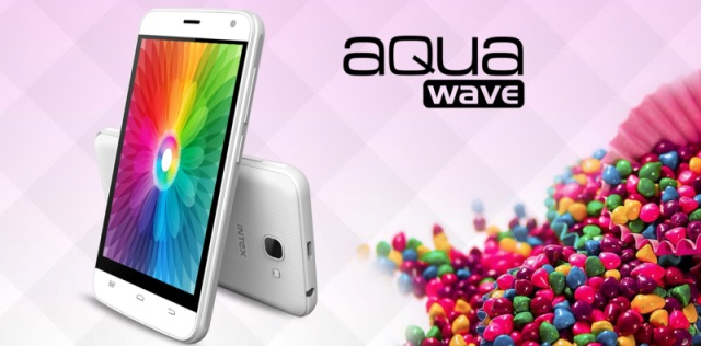 Intex Aqua Wave