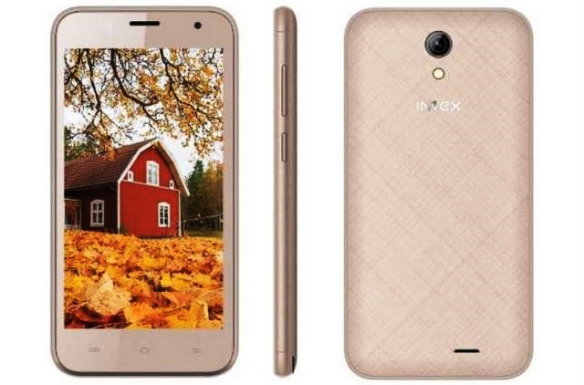 Intex Aqua Y4 Photo