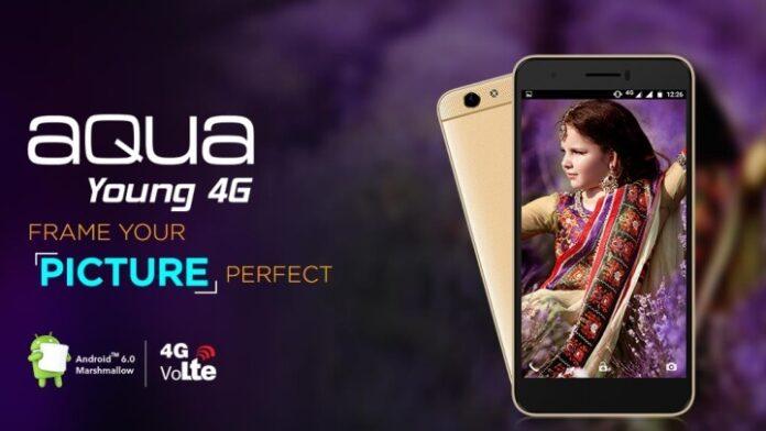 Intex Aqua Young 4G Photo