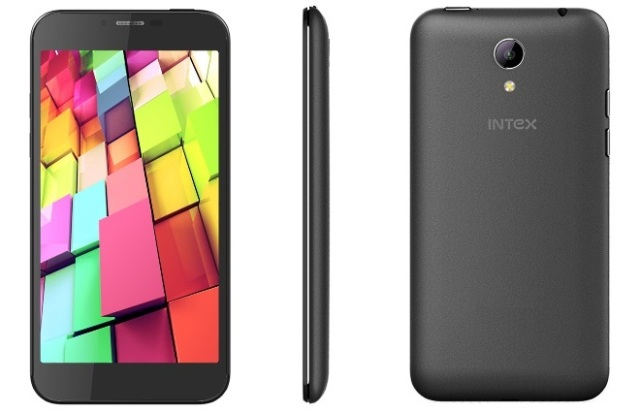 Intex Cloud 4G Star Photo