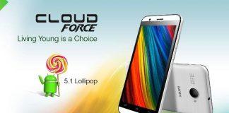 Intex Cloud Force