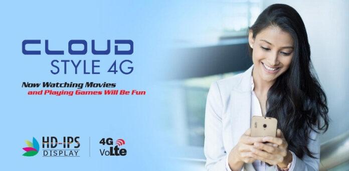 Intex Cloud Style 4G