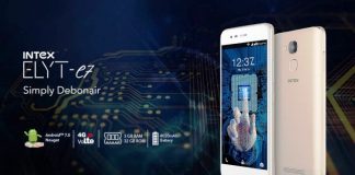 Intex ELYT e7 Photo
