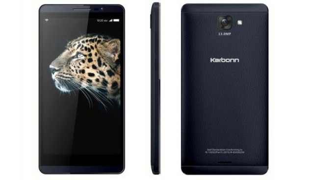 Karbonn Quattro L55 HD Photo