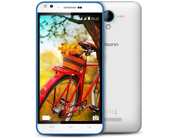 Karbonn Titanium MachFive Photo