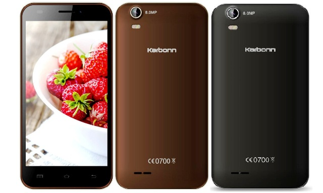 Karbonn Titanium S200 HD Photo
