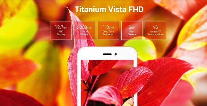 Karbonn Titanium Vista 4G