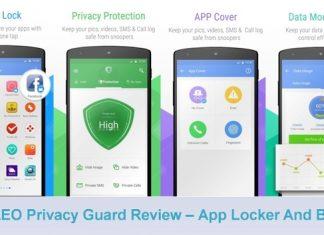 LEO Privacy Guard App