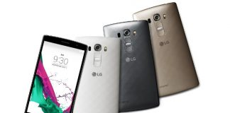 LG G4 Beat Software