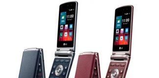 LG Gentle Flip Phone Photo