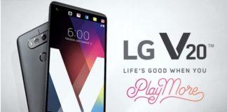 LG V20 Photo